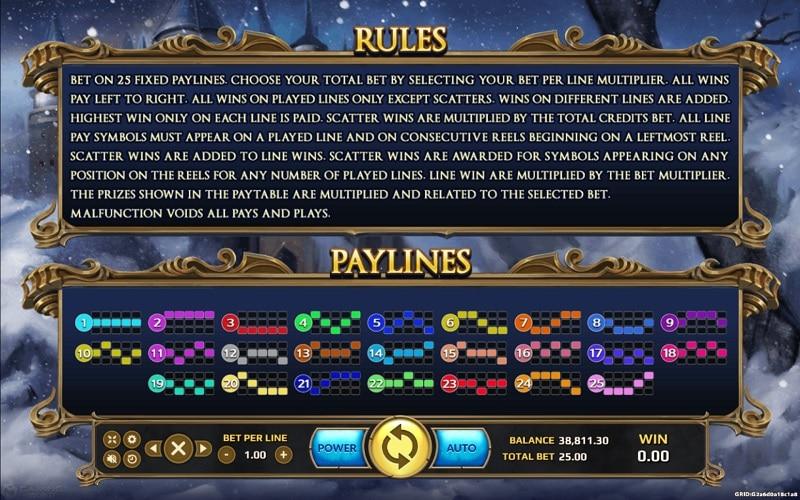ladyhawk-joker gaming