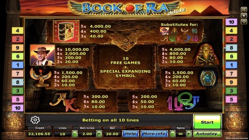 book of ra-joker123
