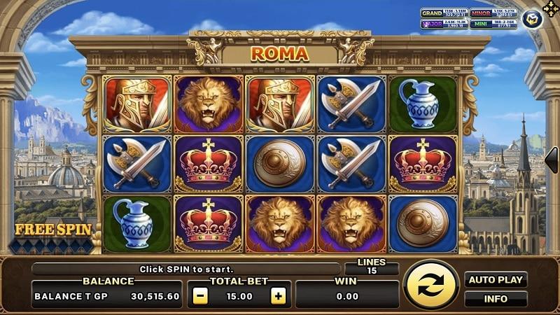 roma-joker slot