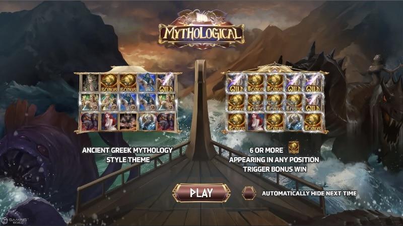 mythological-joker gaming