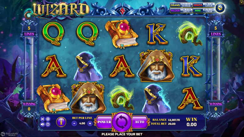 wizard-joker slot-joker gaming