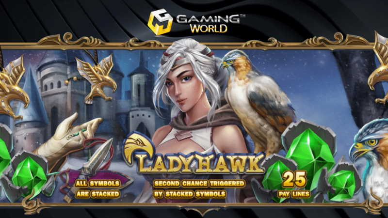 lady hawk-joker gaming