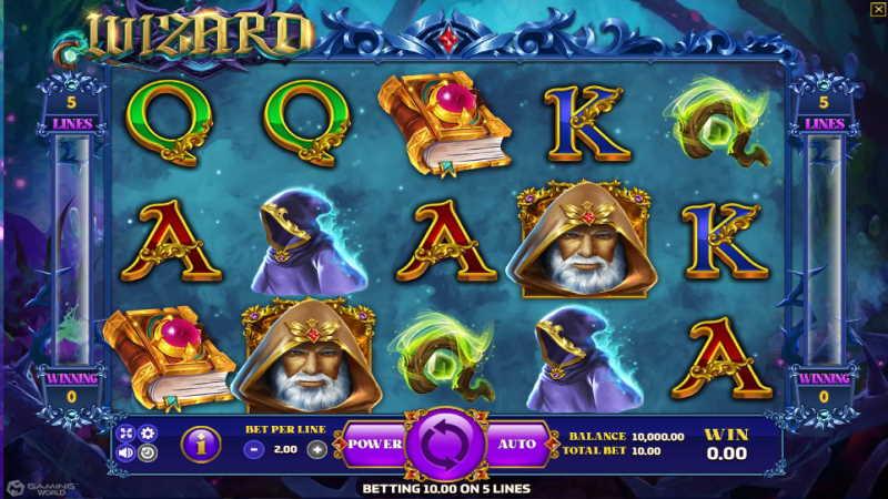 wizard slot-joker123