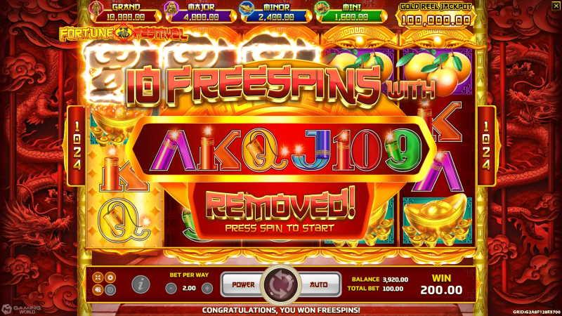 fortune festival-joker gaming
